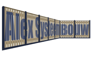 Logo Alex Systeembouw klant van Sims