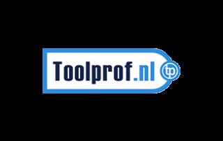 Logo Toolprof klant van Sims